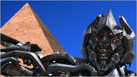 Transformerspyramids